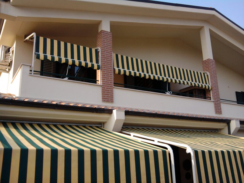 Tende da Sole - Photogallery - Arredamento per il Giardino, Gazebi ...