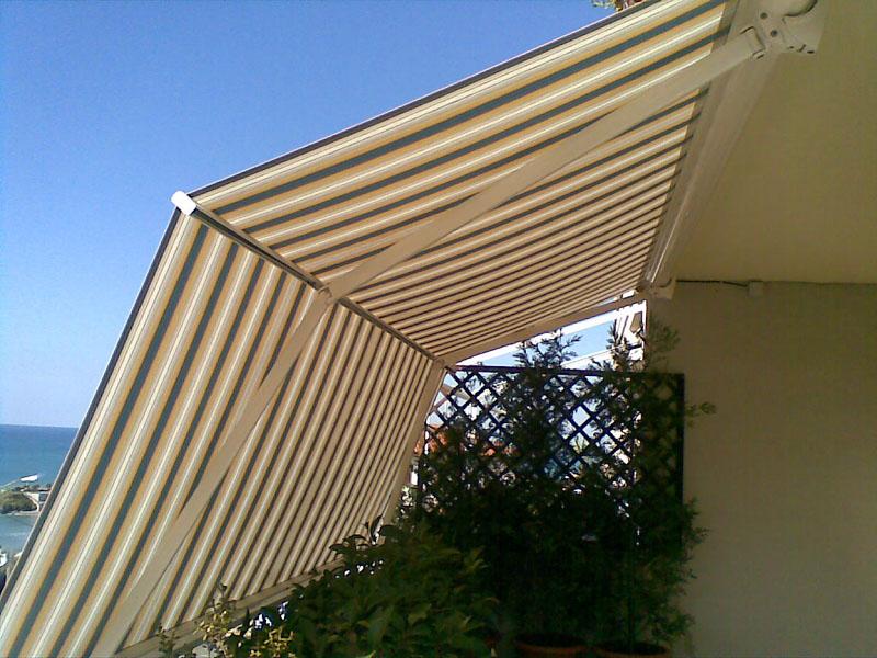 Tende da sole prodotti arredamento per il giardino gazebi tende da sole pergotenda tende - Tende da balcone ikea ...